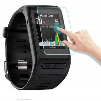 Folie-sticla-Garmin-Vivoactive-HR-Tempered Glass-protectie-ecran-ceas-Smartwatch