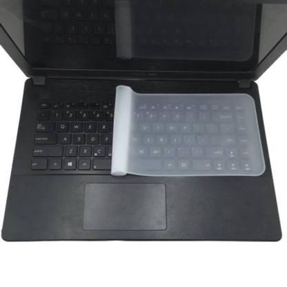 Husa-folie-silicon-protectie-tastatura-laptop-Macbook-13-14-tableta