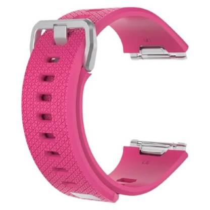curea-silicon-schimb-bratara-fitbit-ionic-rose-red-size-l
