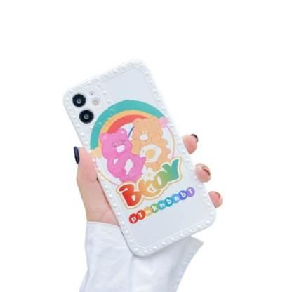 Husa-protectie-silicon-telefon-iPhone-12-Pro-carcasa-spate,-model-Bear-Cute