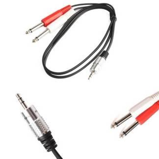 cablu-audio-jack-stereo-3-5mm-2-x-jack-6-3mm-mono-tata-sistem-sunet