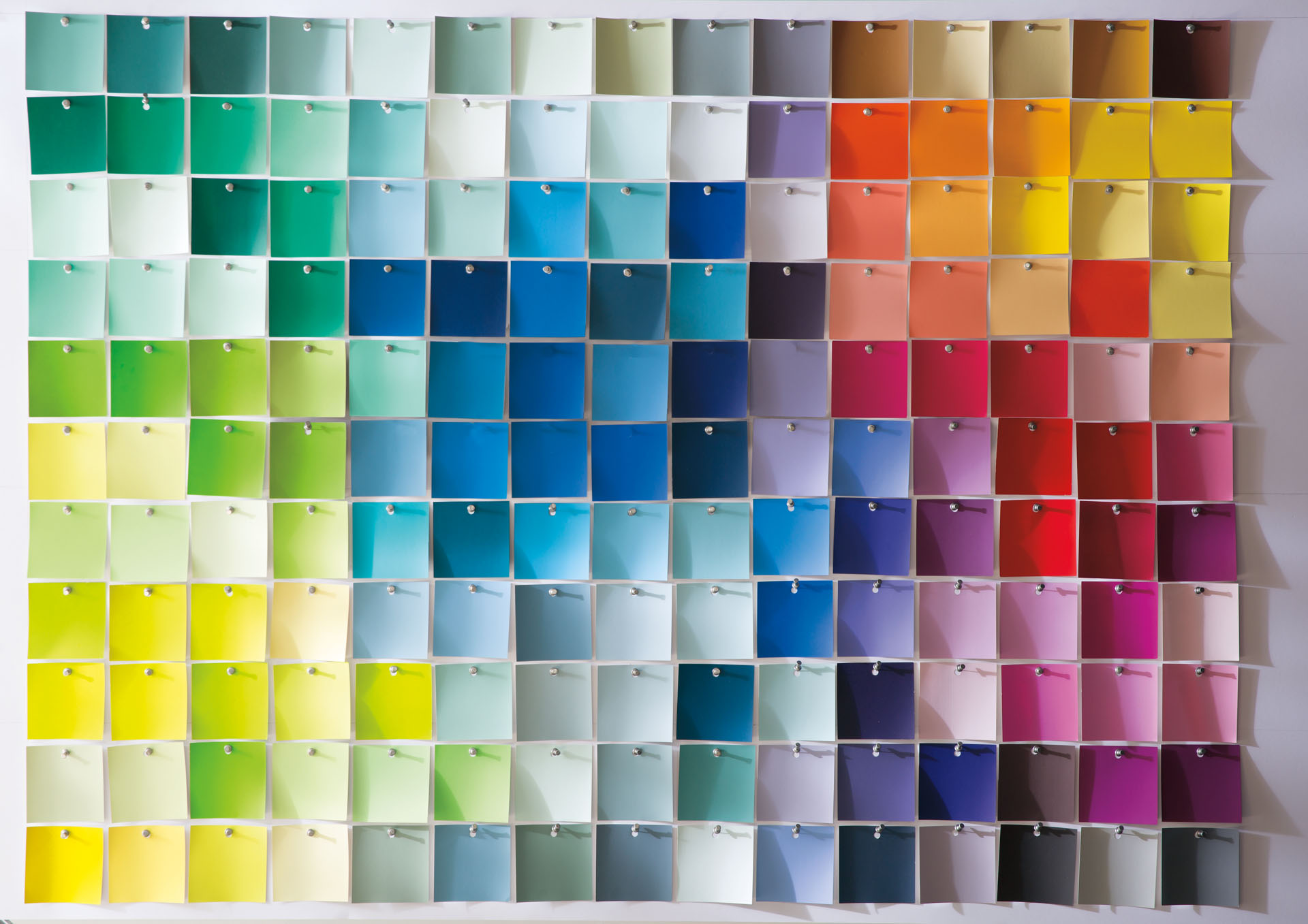 Color Chips  Grauers Paint  Decorating