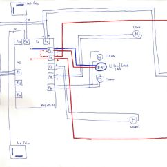 Circle Diagram Of 3 Phase Induction Motor Wiring For Trailer Lights 4 Way Loop 29 Images