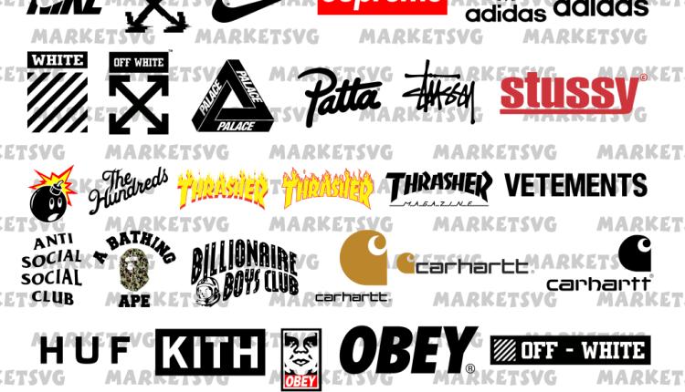 Fashion Brand SVG Bundle