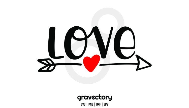 love SVG Valentines