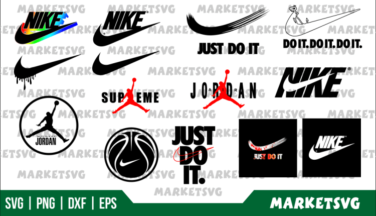 NIKE LOGO SVG BUNDLE