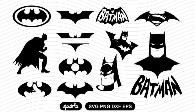 batman svg bundle