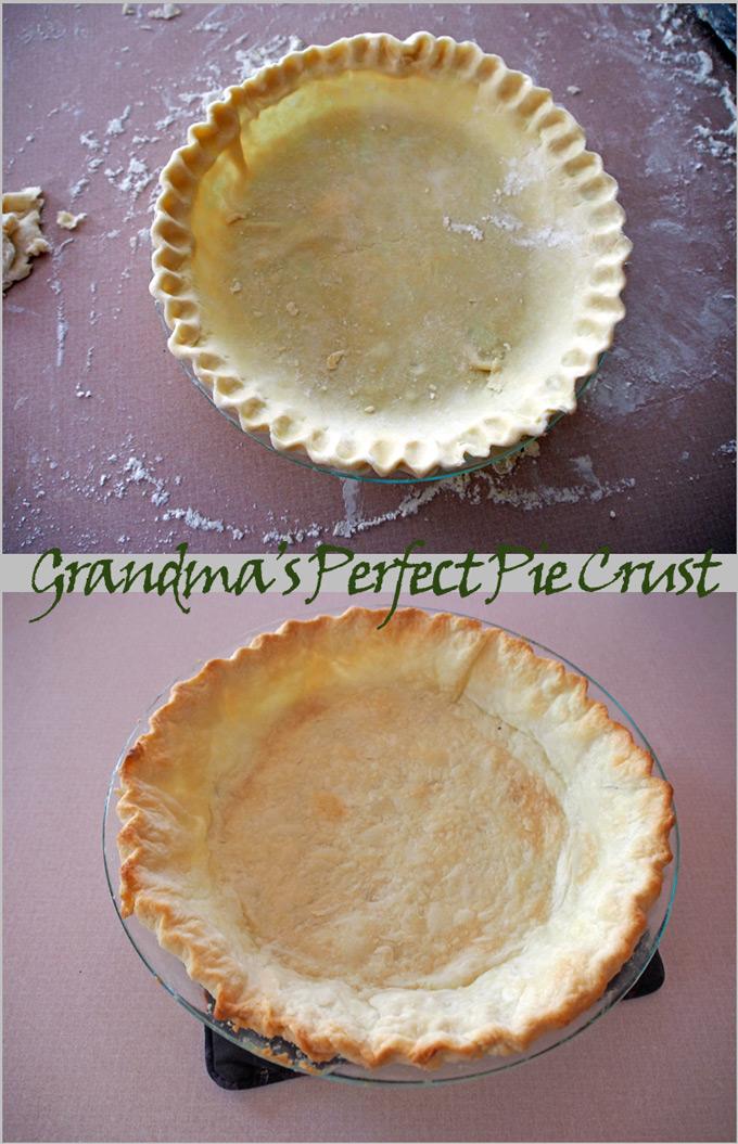 Grandma S Pie Crust Gravel Dine