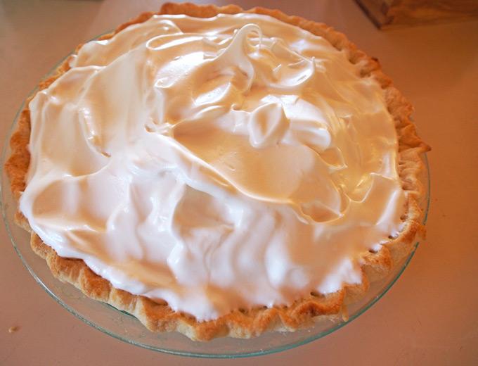 Lemon Meringue Pie 9