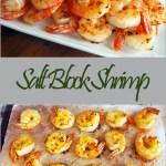 Salt Block Shrimp