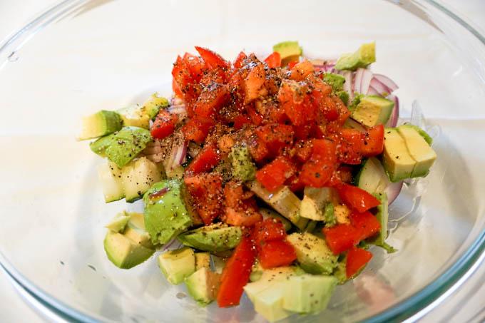 avacado cucumber salad-6