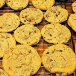 Bacon Bourbon Chocolate Chip Cookies