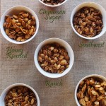 Roasted Pumpkin Seeds – 6 Ways