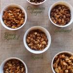 Roasted Pumpkin Seeds – 6 Ways