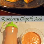 Raspberry Chipotle Aioli