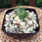 Herby Potato Salad