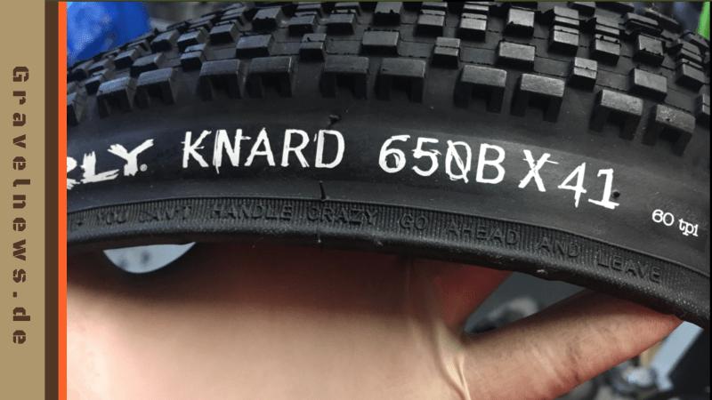 Surly Knard 650B x 41