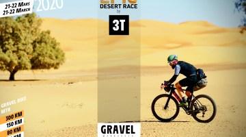 Wüste mit Fahrer