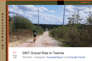 Gravel Ride In Twente