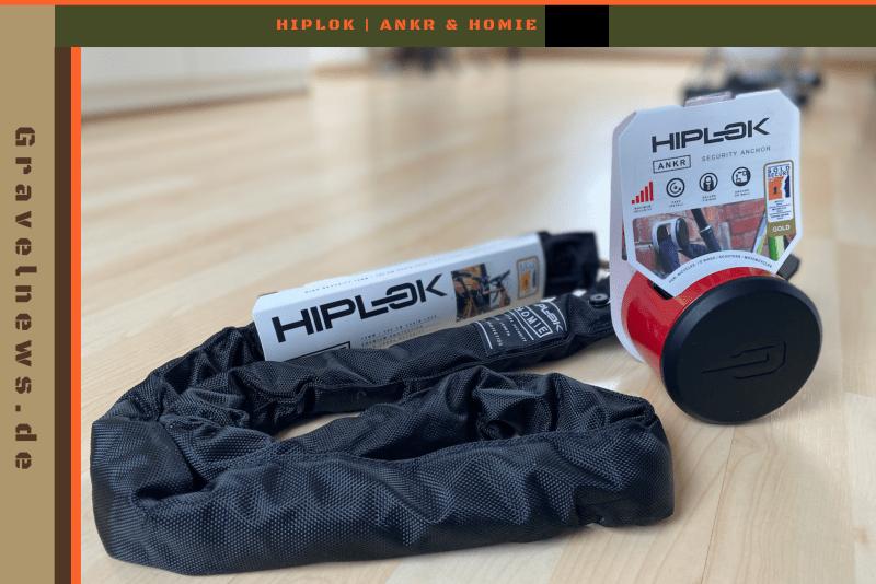hiplok ANKR und HOMIE