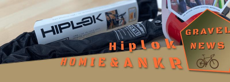 Staysafe mit dem ANKR und Homie von hiplok