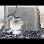 Miley Cyrus Wrecking Ball – Scary Version