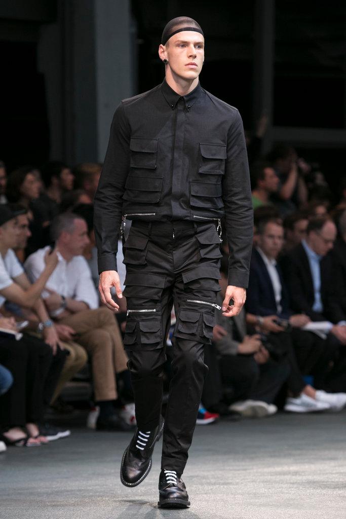 Givenchy Menswear SS15 (17)