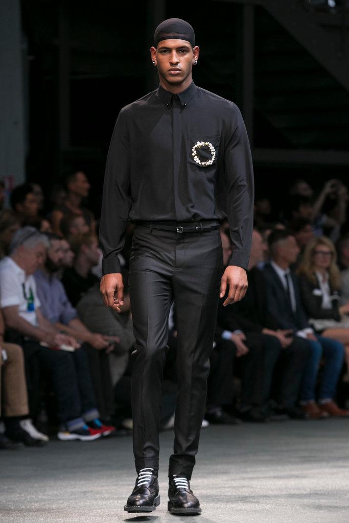 Givenchy Menswear SS15 (2)