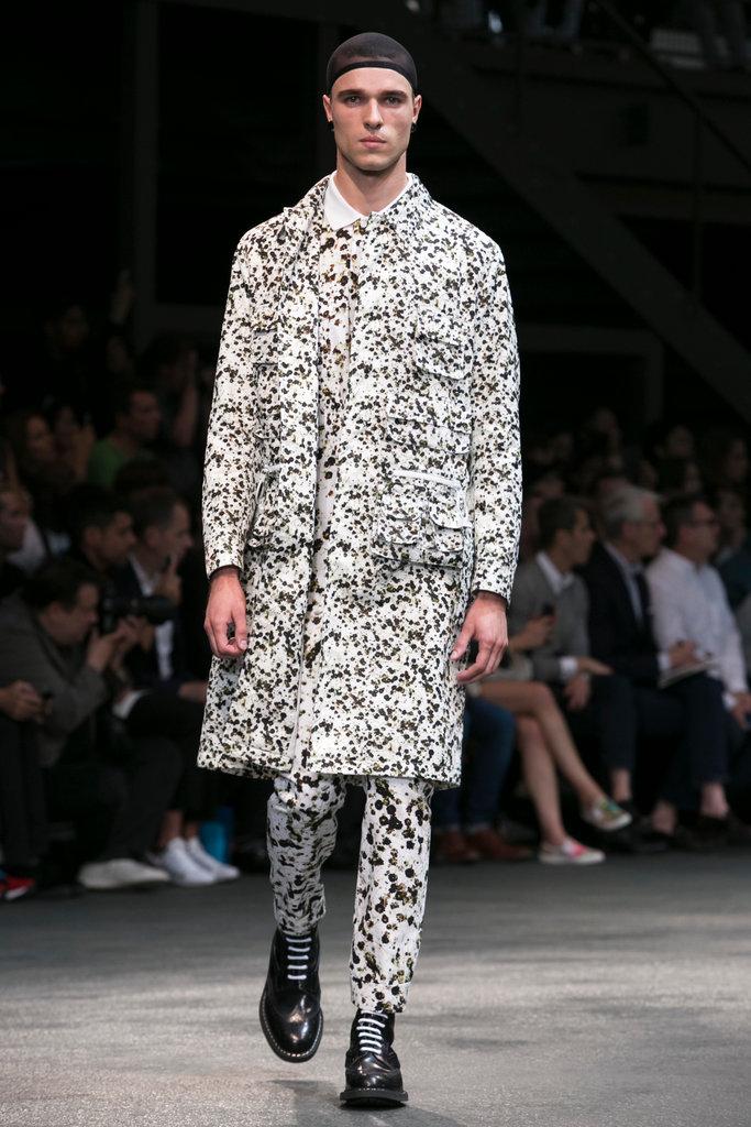 Givenchy Menswear SS15 (4)
