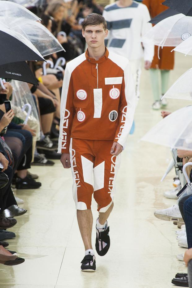 Kenzo Menswear SS 2015 (16)
