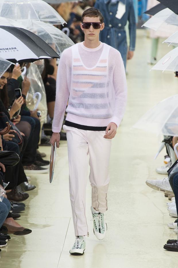 Kenzo Menswear SS 2015 (8)