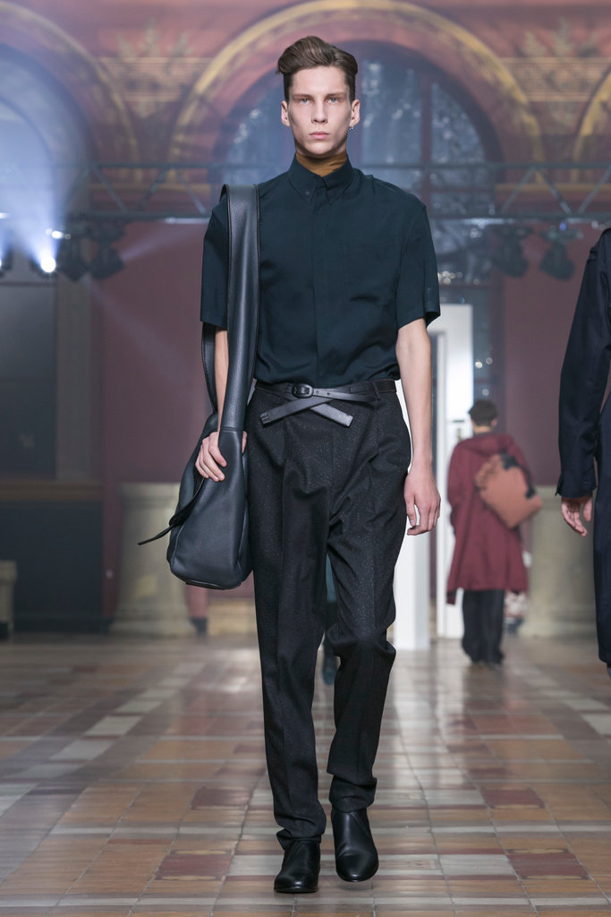 Lanvin Menswear SS 2015