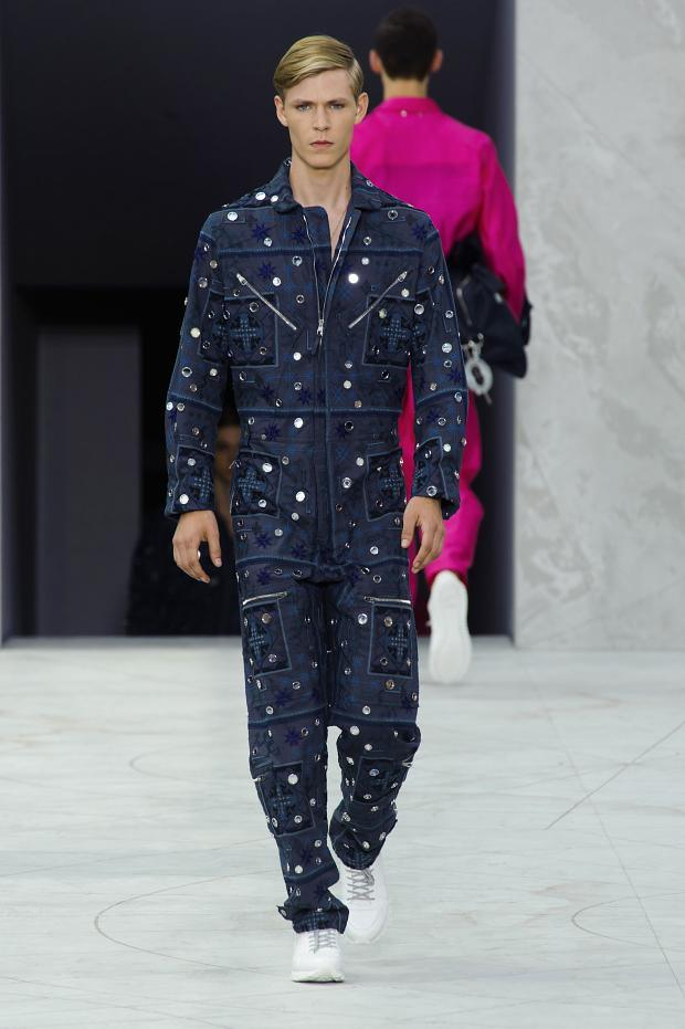 Louis Vuitton Menswear SS 2015