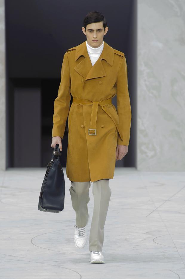 Louis Vuitton Menswear SS 2015