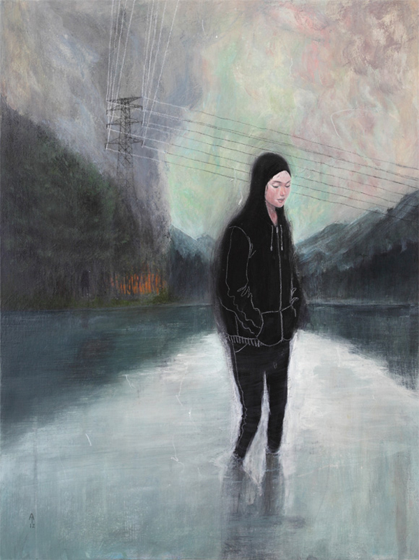 Adam Tan Paintings