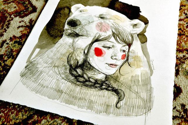 Art by Paula Bonet