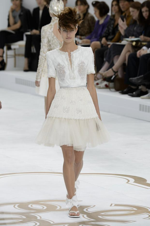 Chanel Haute Couture Fall 2014 2015