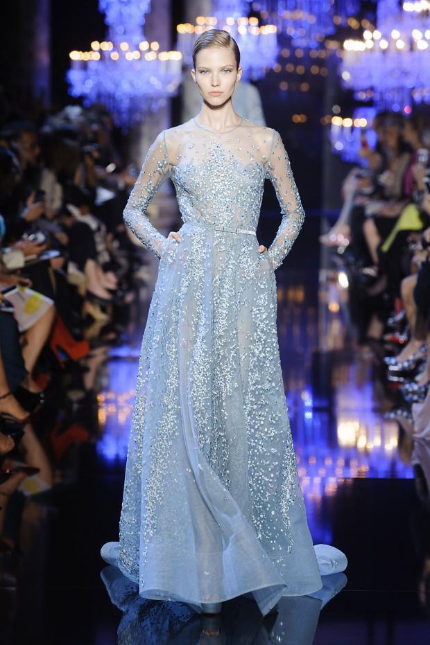 Elie Saab Haute Couture FW 2014 2015 (2)