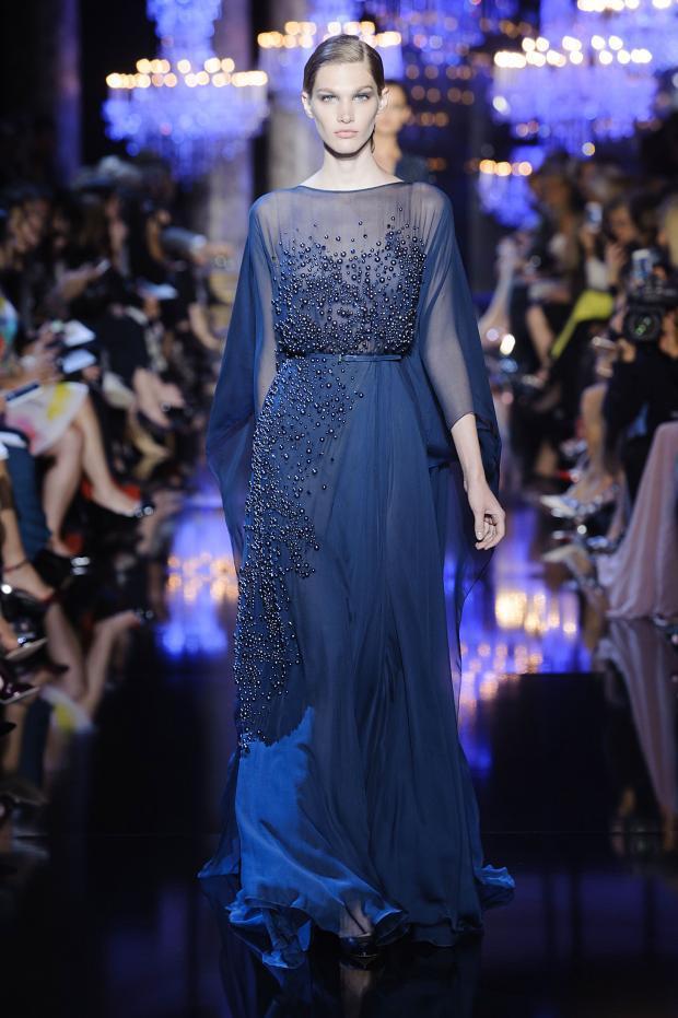 Elie Saab Haute Couture FW 2014 2015 (5)