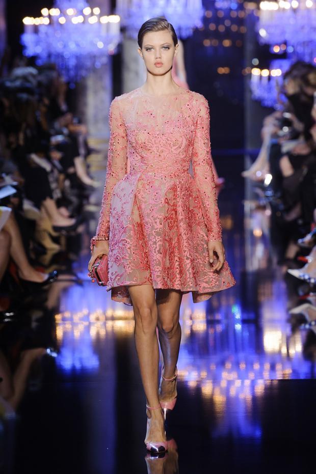 Elie Saab Haute Couture FW 2014 2015 (9)