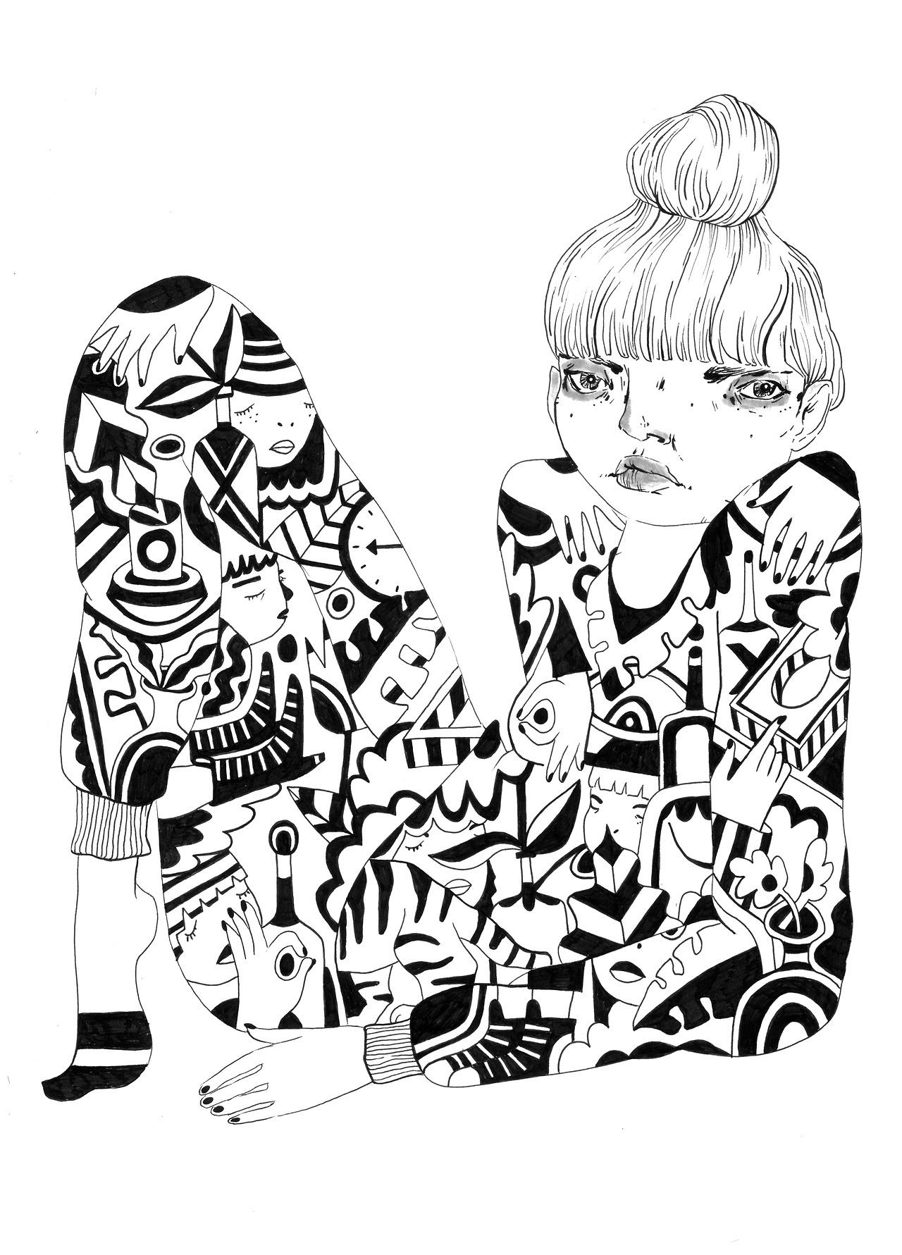 Illustrations by Julia Trybala
