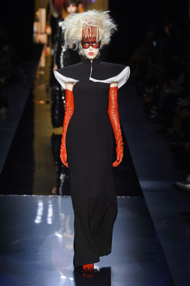 Jean Paul Gaultier Haute Couture Fall Winter 2014 2015