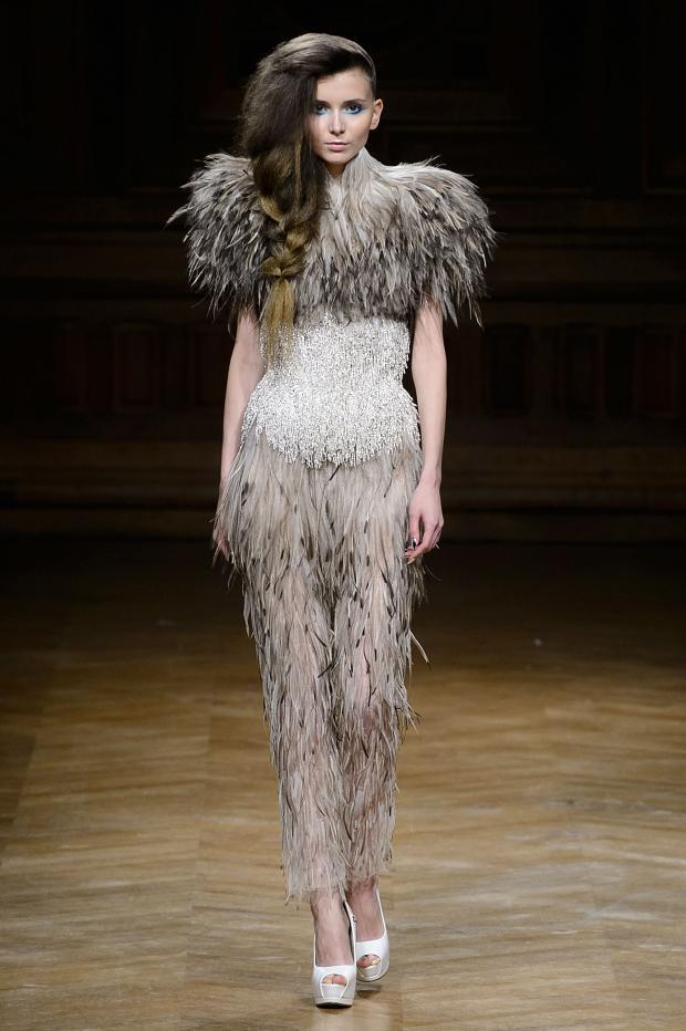 Serkan Cura Haute Couture FW 2014 2015