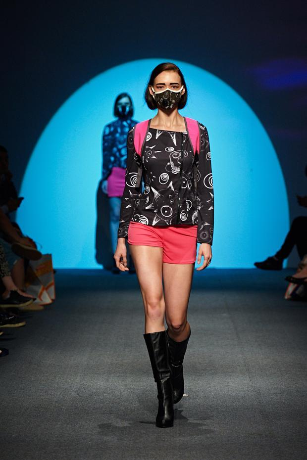 Vogmask and Face Slap SS 2015