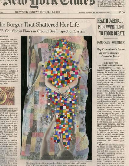 artist Fred Tomaselli