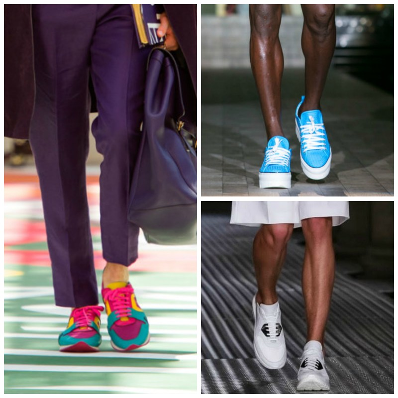 sneakers ss15 trend