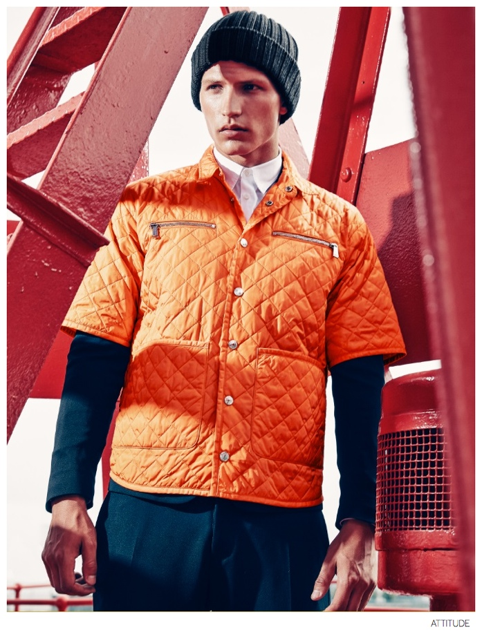 Nathaniel Visser & Sam Worth ft. Fall 2014 Collections