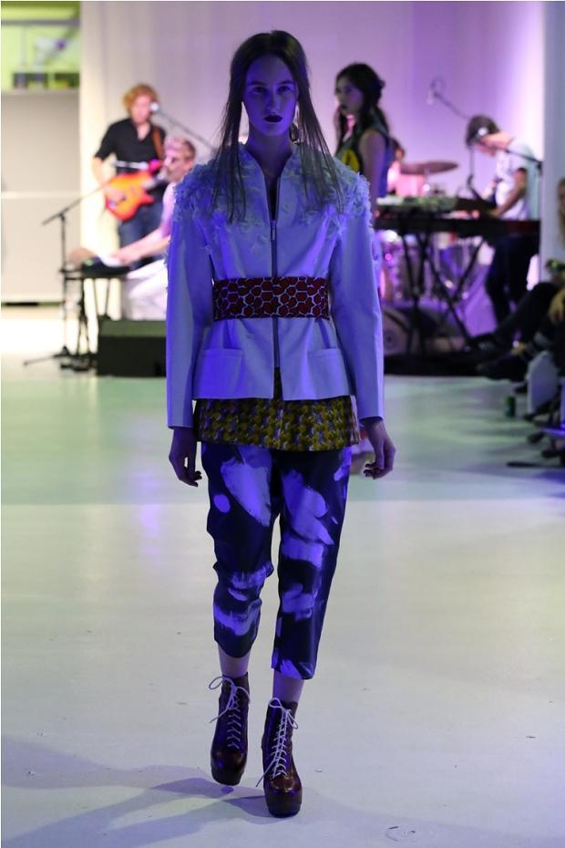 Designskolen Kolding S/S 2015 Copenhagen Fashion Week