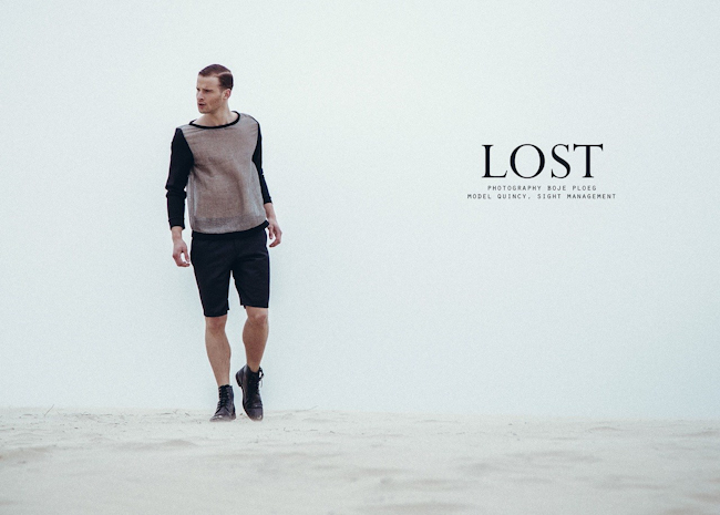 LOST by photographer Boje Ploeg