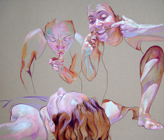 Paintings by Artist Cristina Troufa
